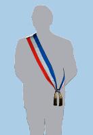 Les Maires et leurs Adjoints et l'écharpe tricolore ! Elu_no10