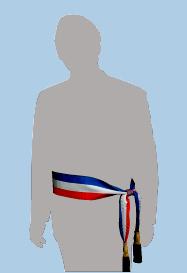Les Maires et leurs Adjoints et l'écharpe tricolore ! Elu_no11
