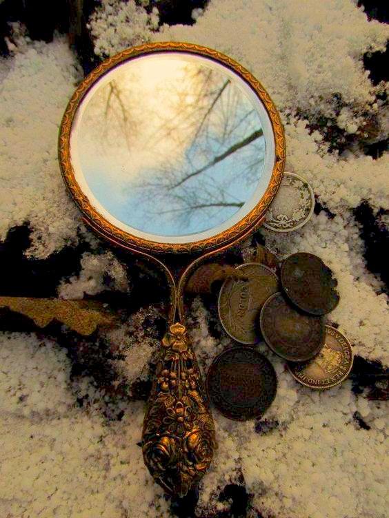 Как магическое зеркало помогает развить ясновидение? Секретная техника! Magich10