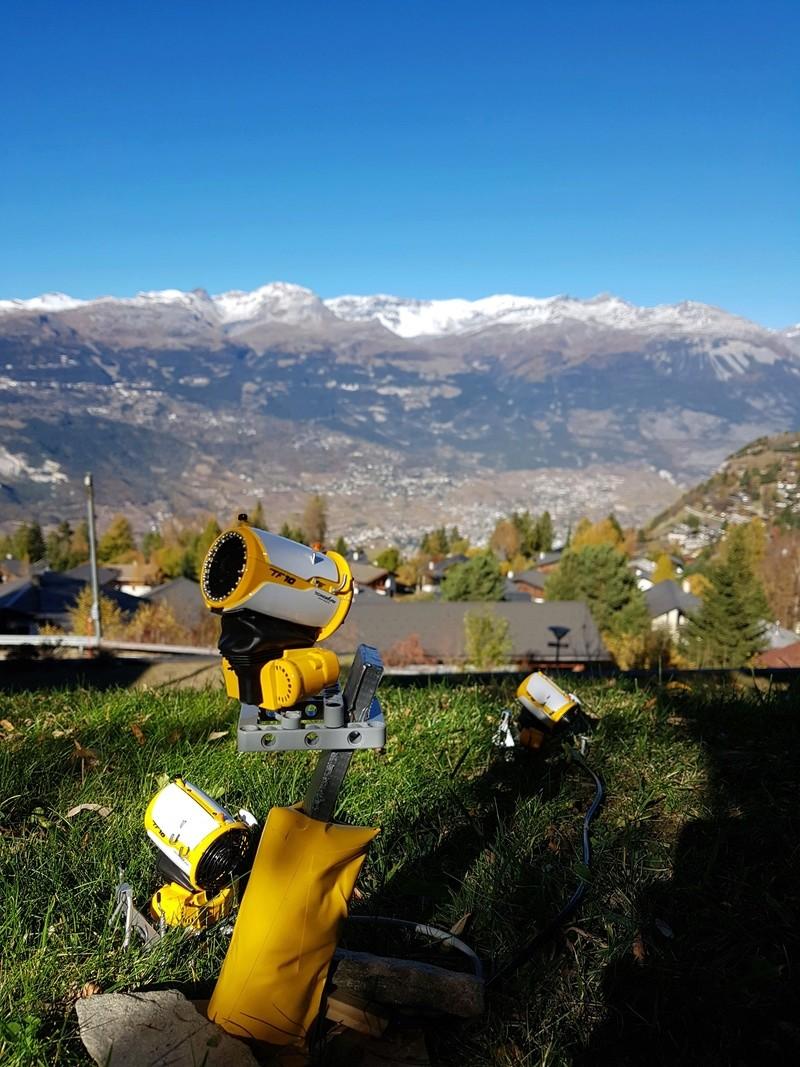 Station de ski miniature en Suisse - Page 3 20171010