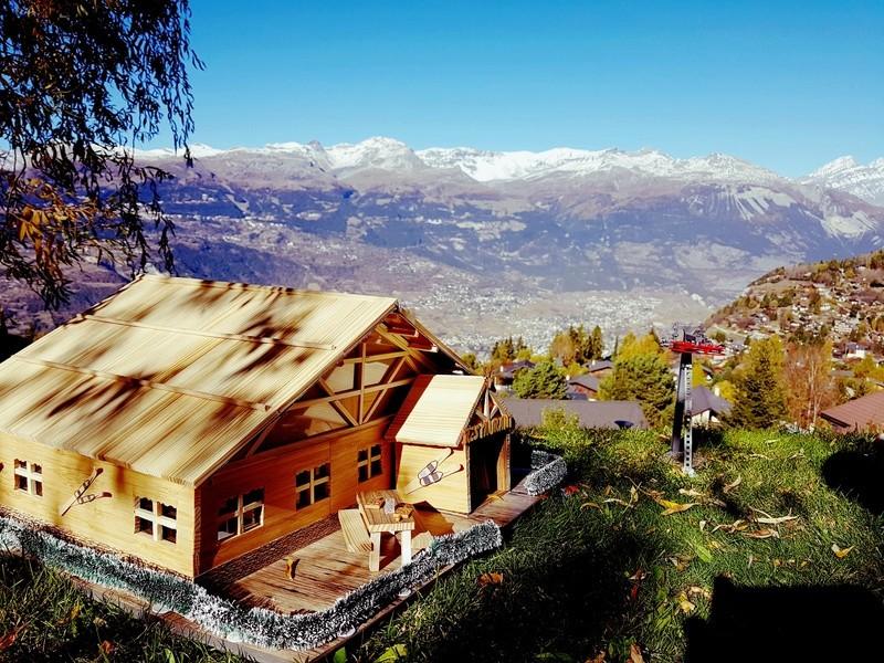 Station de ski miniature en Suisse - Page 3 20171013