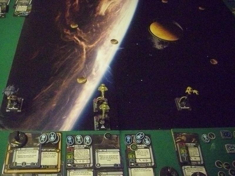 "[130] Dominion vs. Romulaner, neue Regeln ""Angriff auf Lytasia"" 00112"