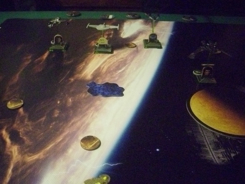 "[130] Dominion vs. Romulaner, neue Regeln ""Angriff auf Lytasia"" 00412"