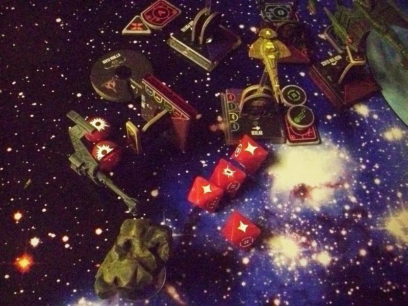 [130] Assault on Gamma Trianguli - Dominion vs. Klningonen  00913