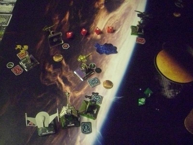 "[130] Dominion vs. Romulaner, neue Regeln ""Angriff auf Lytasia"" 01311"