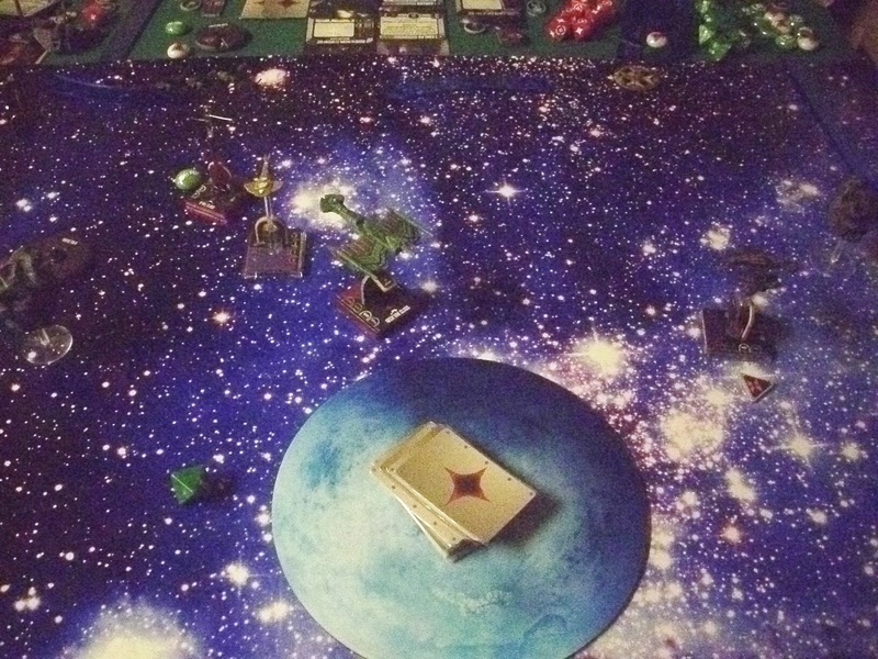 [130] Assault on Gamma Trianguli - Dominion vs. Klningonen  01511