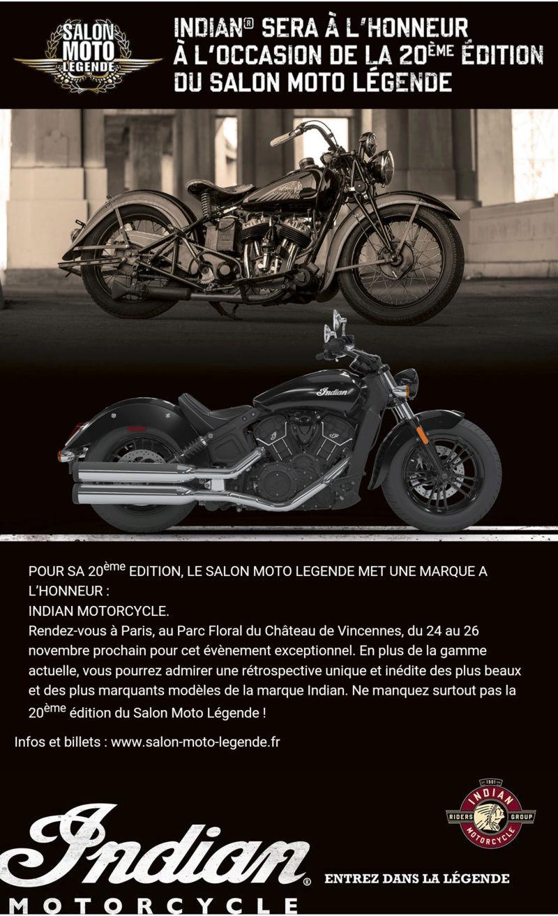 20ème Moto Légende Paris - 24-26/11/2017 Studio10