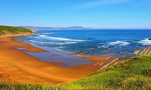 Meilleures plages nudistes - Pays basque côté espagnol 34300310