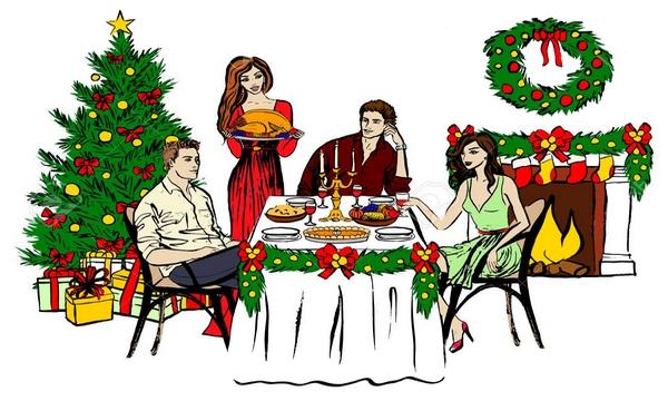 Le repas du réveillon, mangez-vous traditionnel ou moderne? 49590110