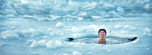 Avez vous expérimenté la neige tout nu ? Deposi10