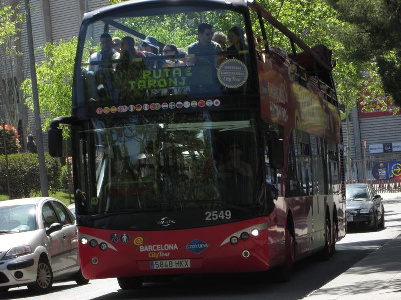 Barcelona City Tour & Barcelona Bus Turistic Img_0014