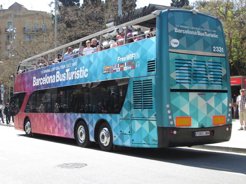 Barcelona City Tour & Barcelona Bus Turistic Img_0015