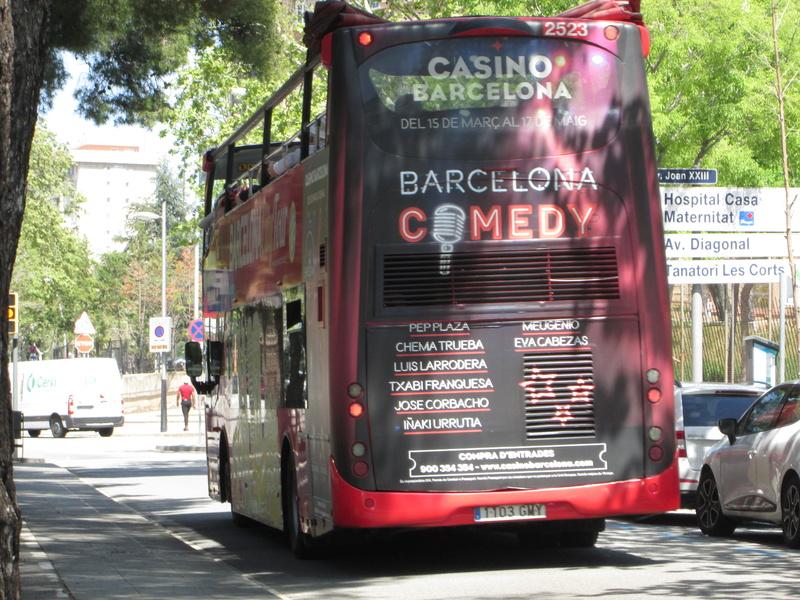 Barcelona City Tour & Barcelona Bus Turistic Img_0017