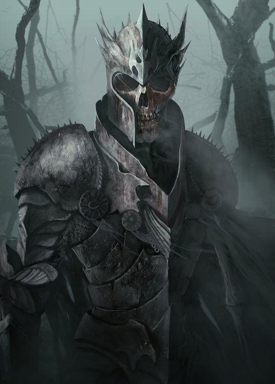 Lo que hay aún más al otro lado; ¿Un nuevo señor de la sangre se alza en el Castillo de las Sombras? 75389111