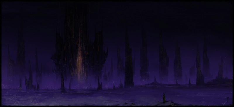 Lo que hay aún más al otro lado; ¿Un nuevo señor de la sangre se alza en el Castillo de las Sombras? Catedr10
