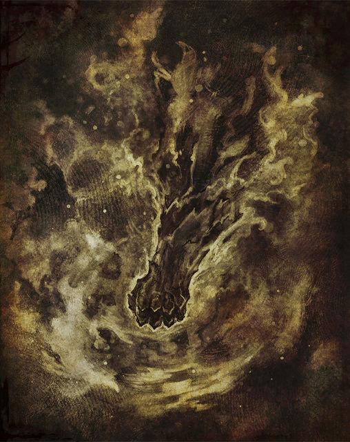 Lo que hay aún más al otro lado; ¿Un nuevo señor de la sangre se alza en el Castillo de las Sombras? Chaos_10