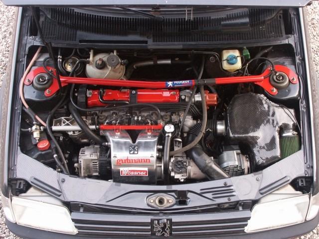 Avis injecteurs 4 jets Bosch 205 GTI Site710
