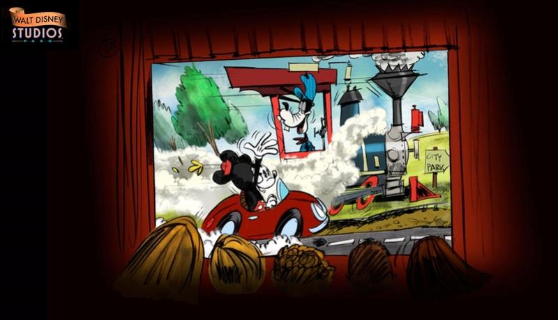 Pour ou Contre : Mickey and Minnie Runaway Railway au parc WDS Test11