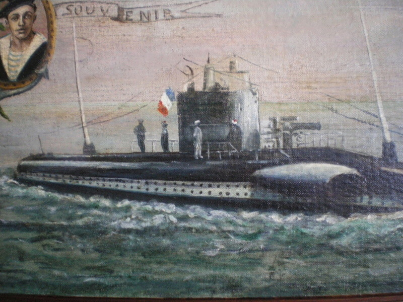 sous marin francais ww2 Imgp0411