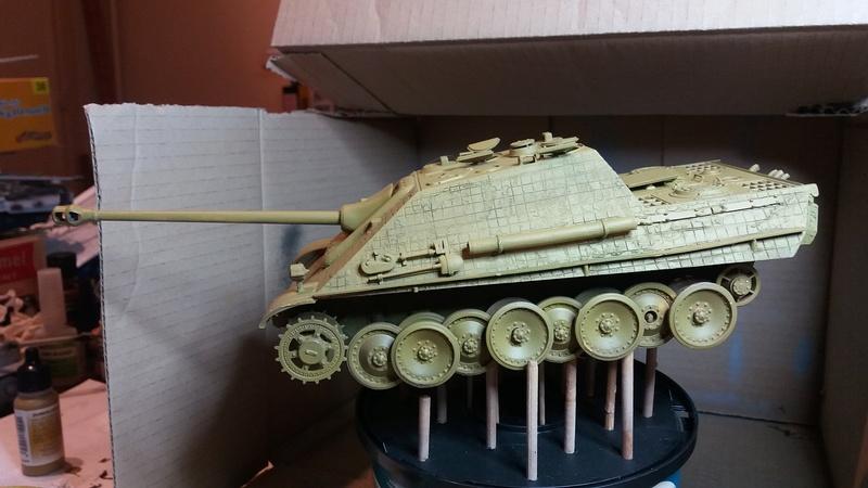 panzer - Panzer IV Ausf.J Tamiya 20170210