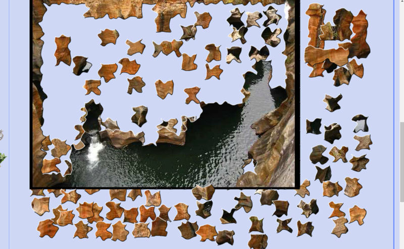 Puzzle #111 / Blyde River Canyon / Afrique du Sud Mimo12