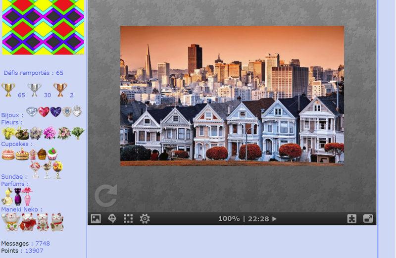 Puzzle #0307 / San Francisco Mimo192