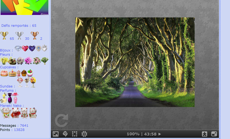 Puzzle #0332 / Darkheges Alley, Ireland  Mimo266