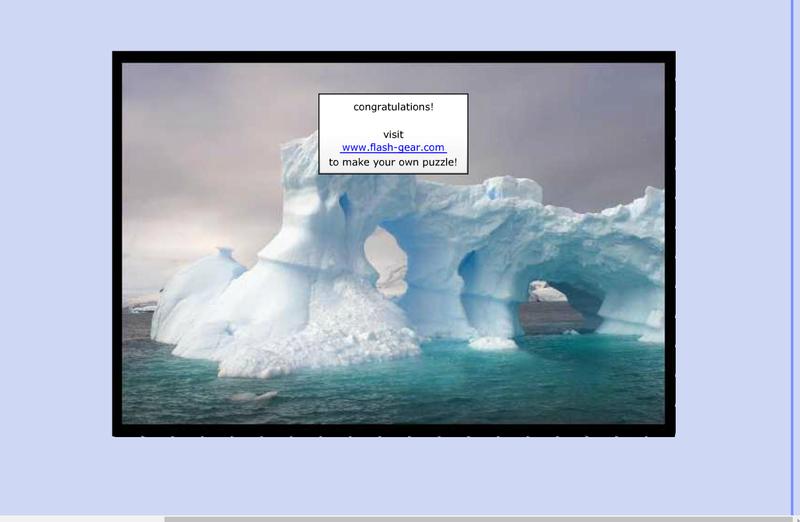 Puzzle #121 / Iceberg Mimo30