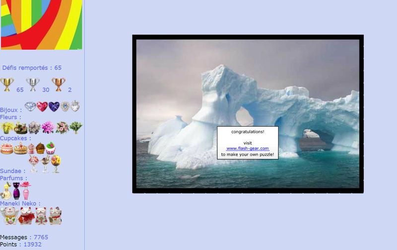 Puzzle #121 / Iceberg Mimo82
