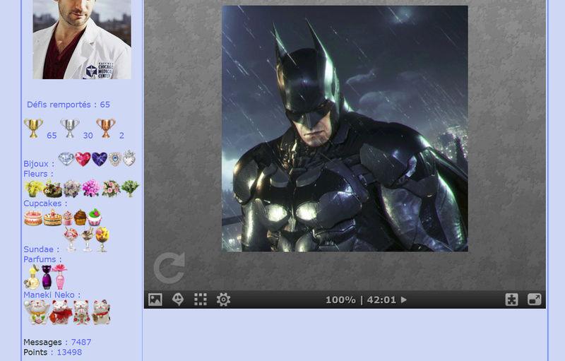Puzzle #0210 / Batman Puzzl194