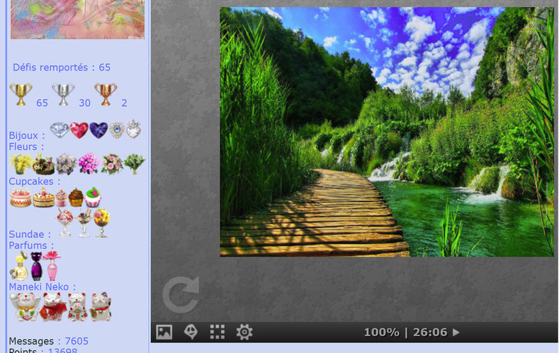 Puzzle #0259 / Beautiful landscape Puzzl248