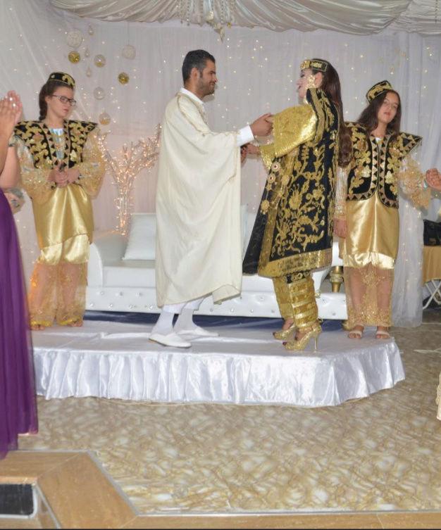 Mariage Tunisien Puzzle50