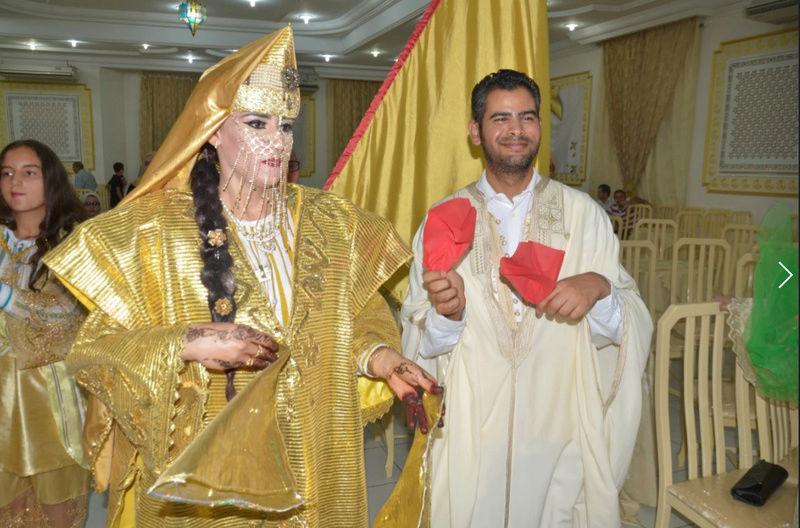 Mariage Tunisien Puzzle54