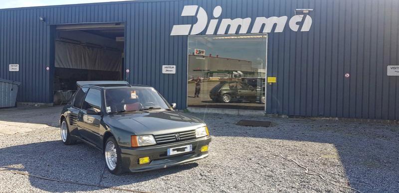 [redorangina]  205 GTI Dimma  - 1905 cm3 - Vert - 1989 - Page 5 205_di10