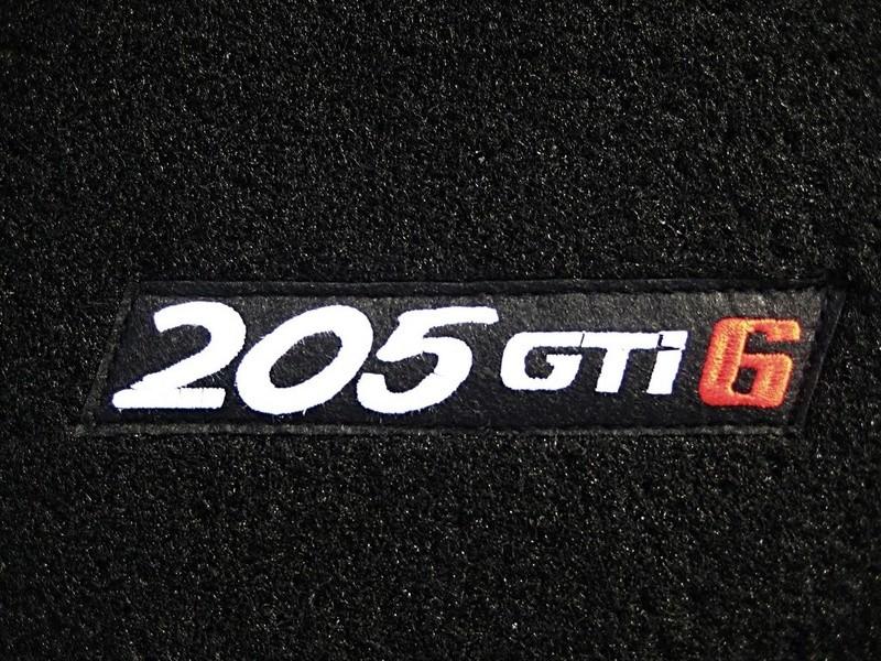 Nouveau partenariat Tapis de sol - Ambassador Car Mat 205_gt18