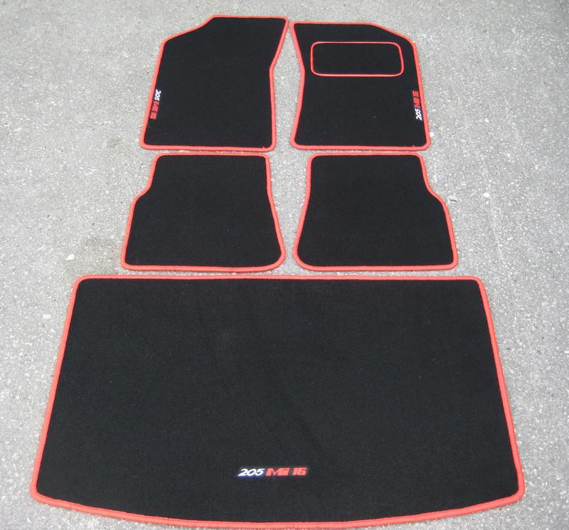 Nouveau partenariat Tapis de sol - Ambassador Car Mat 205_mi18