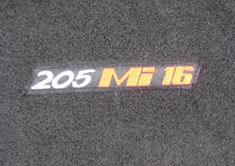 Nouveau partenariat Tapis de sol - Ambassador Car Mat 205_mi21