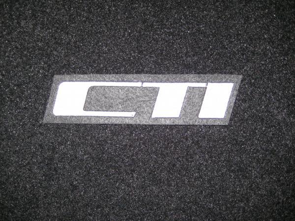 Nouveau partenariat Tapis de sol - Ambassador Car Mat Cti_bl11