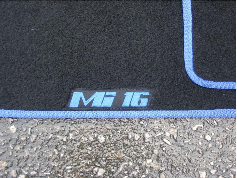 Nouveau partenariat Tapis de sol - Ambassador Car Mat Mi16_b13
