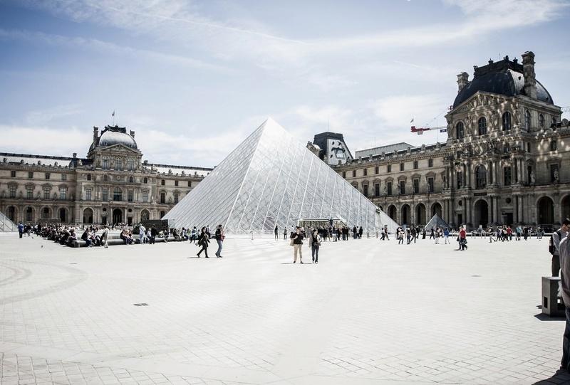 10 secrets particulièrement étonnants sur le Louvre Stacyw10