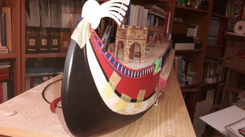 nave - Costruiamo la Nave Romana Quinquereme ? - Pagina 38 20171114