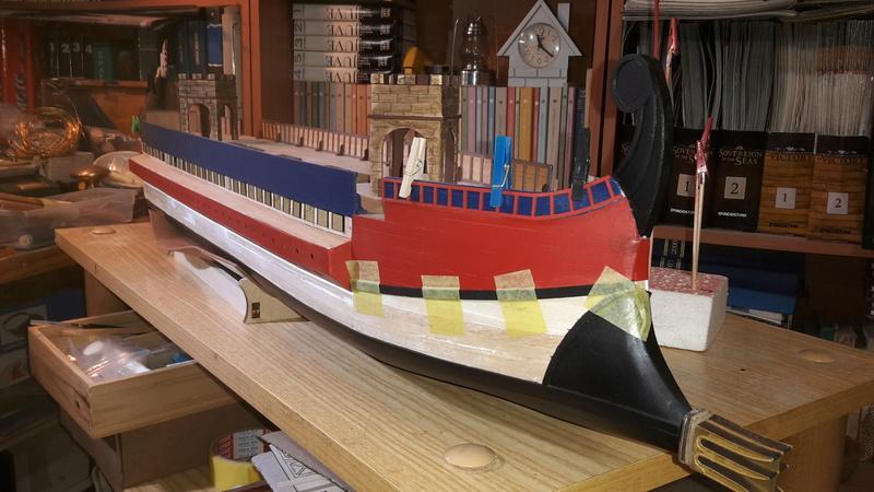 nave - Costruiamo la Nave Romana Quinquereme ? - Pagina 38 20171115
