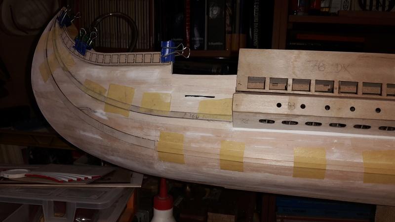 nave - Costruiamo la Nave Romana Quinquereme ? - Pagina 38 20171116