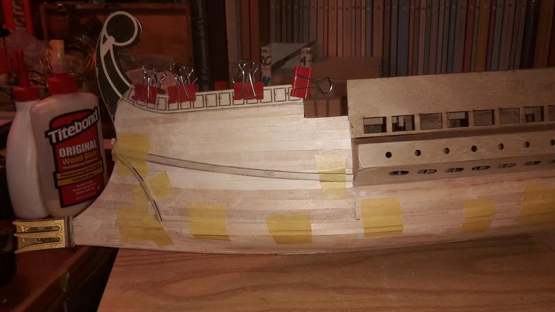 nave - Costruiamo la Nave Romana Quinquereme ? - Pagina 38 Linea_10