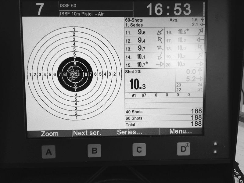 Show your targets. Any targets - For instance, First target, or one that shows progress, etc. A4eb2110