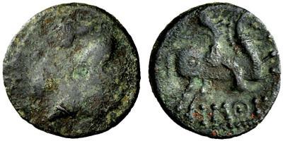 Denarios forrados de imitación de Baskunes 13786711