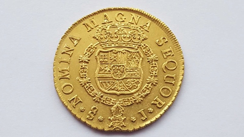 8 escudos Fernando VI 1751. Chile 22365110