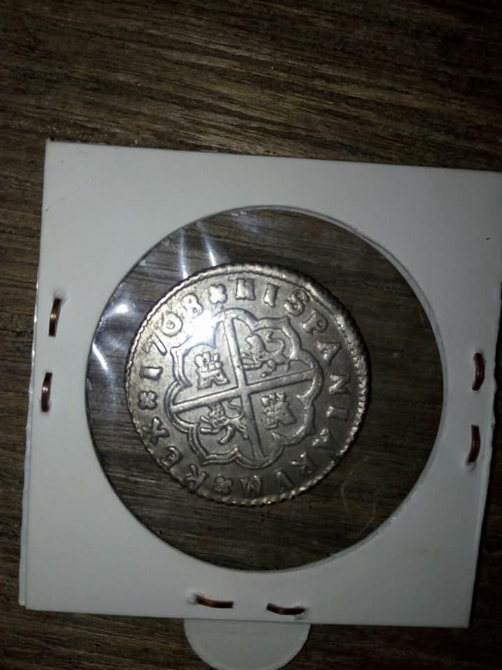 2 reales Felipe V 1708. Valencia :las apariencias engañan? 22851610