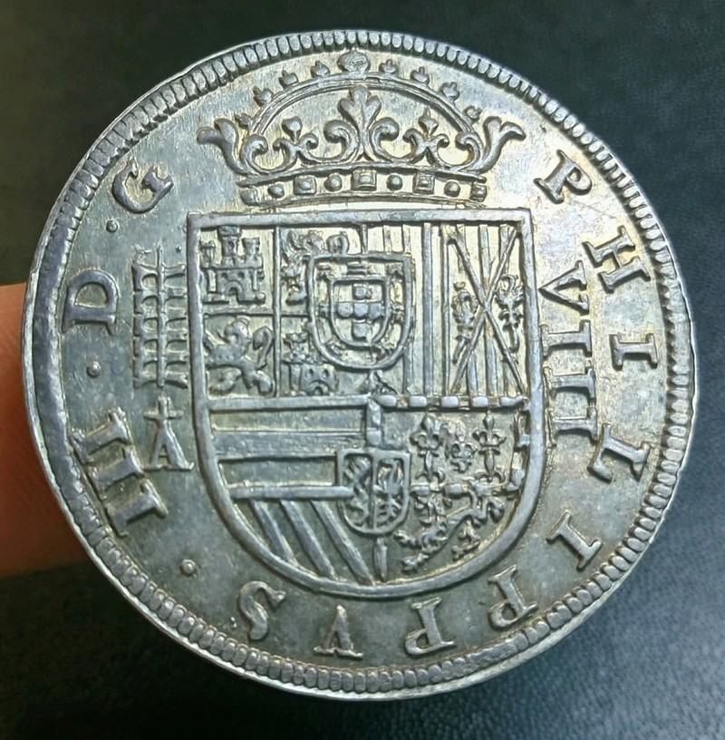 8 reales Felipe III 1617. Segovia 23472911
