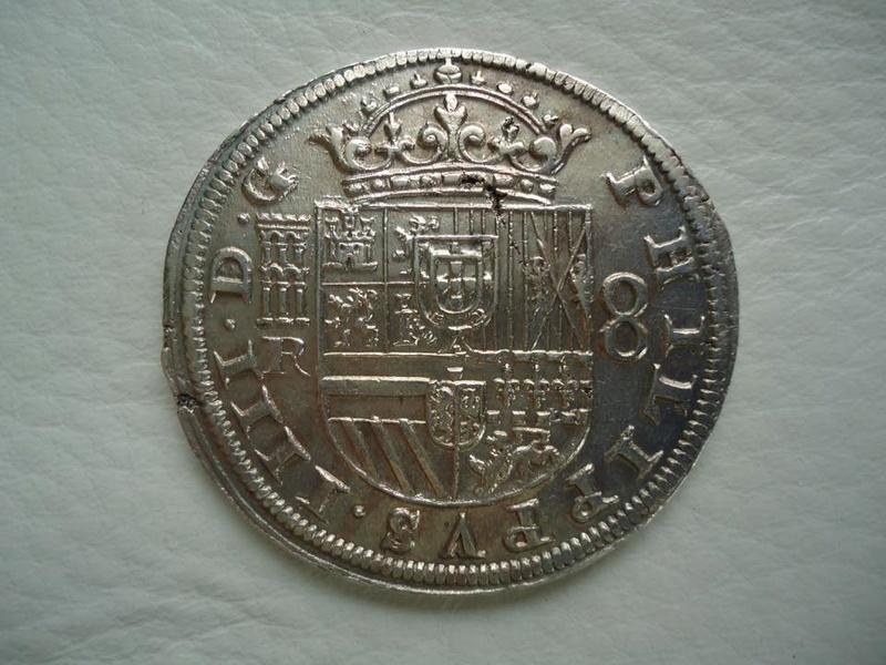 8 reales Felipe IV 1635. Segovia 24312510